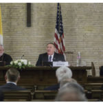 """October 2, 2019:  Remarks by Secretary Pompeo at the Holy See Symposium on Working with Faith-Based Organizations: """"Human Dignity and Faith in Free Societies"""""""