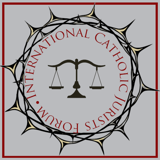 International Catholic Jurists Forum