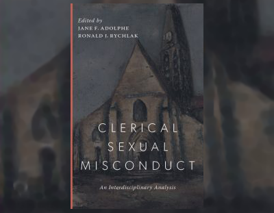 Clerical Sexual Misconduct Book Cover