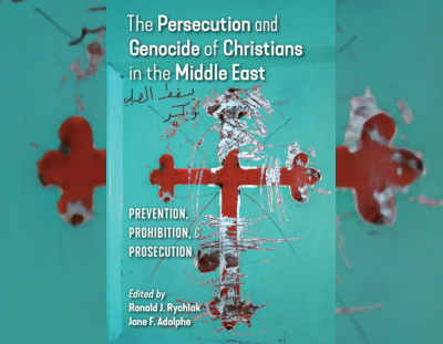 The Persecution and Genocide of Christians in the Middle East Book Cover